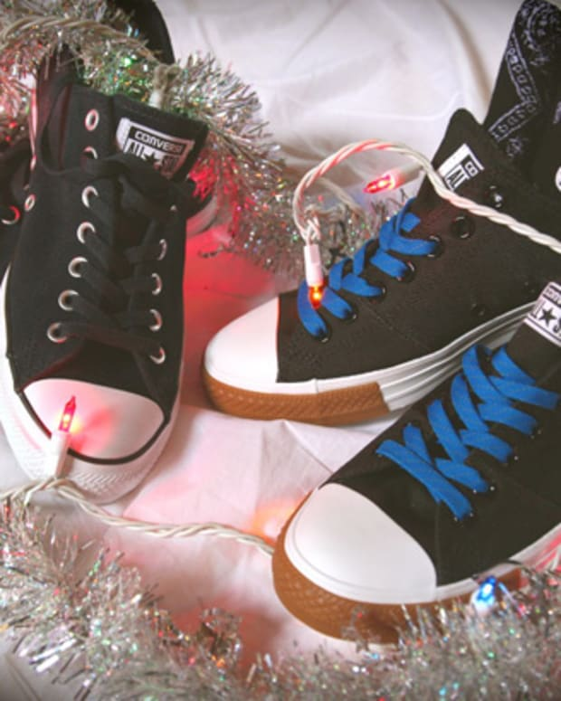 Holiday Gift Guide: Shoes And Socks For Him