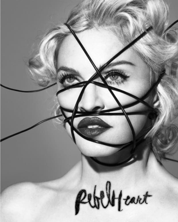 Madonna Releases New Tracks With Diplo and Kanye West