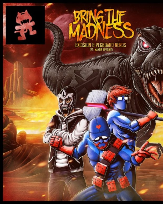 New Excision & Pegboard Nerds - Bring the Madness