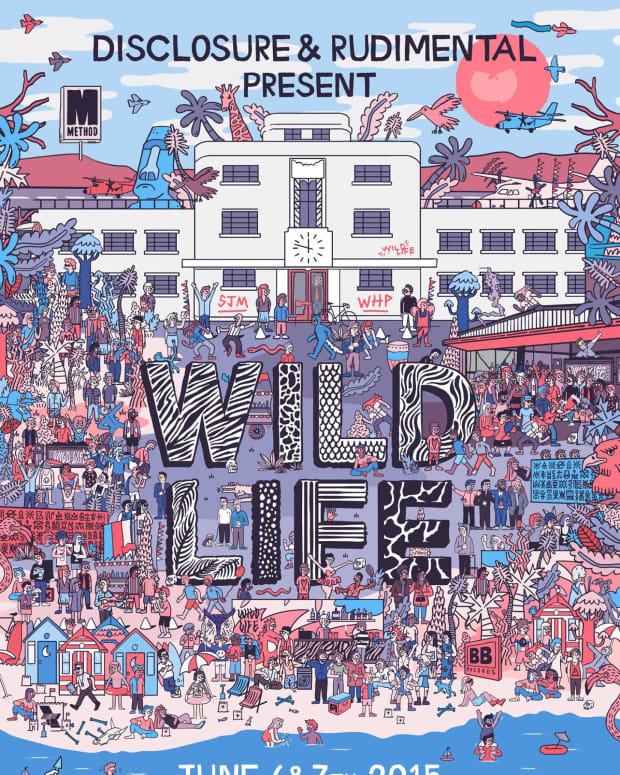 Disclosure Launches Wild Life Festival With Rudimental