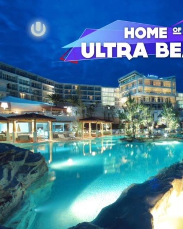 Ultra Europe's Beach Lineup Revealed