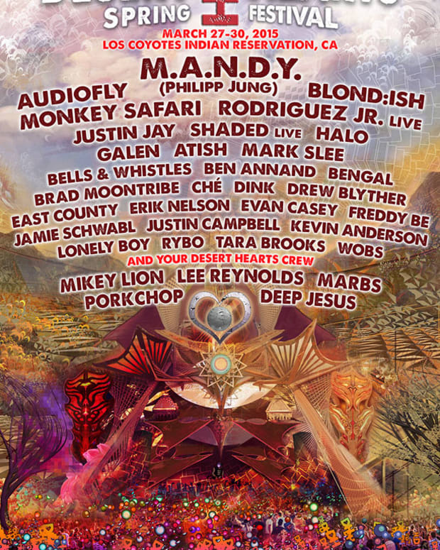 Desert Hearts Announces Spring Festival Lineup