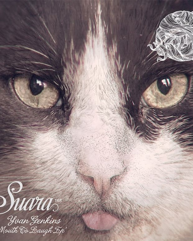 Exclusive Premiere: Yvan Genkins - Mouth To Laugh EP on Suara