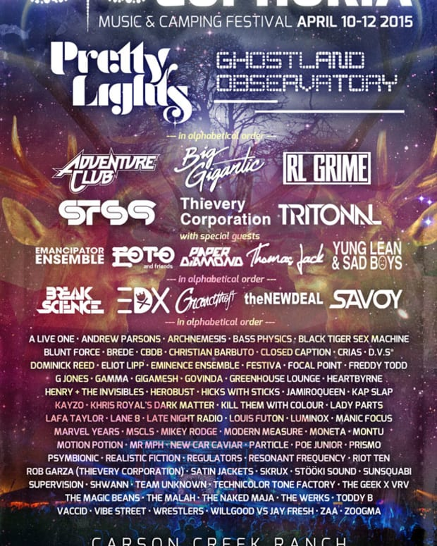 Austin's Euphoria Music Festival Announces More Artists