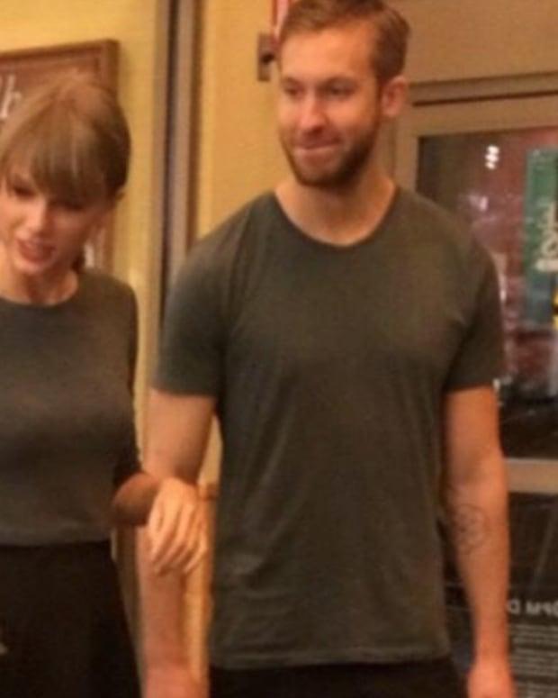 Is Taylor Swift Dating Calvin Harris?