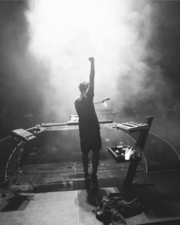 Porter Robinson Hits Coachella With New Remix