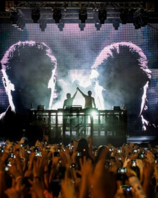 Axwell & Ingrosso Get Tropical