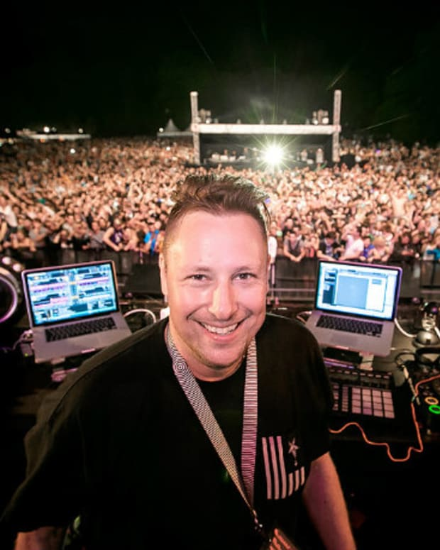 UMEK: From Behind The Iron Curtain To Playing EDC