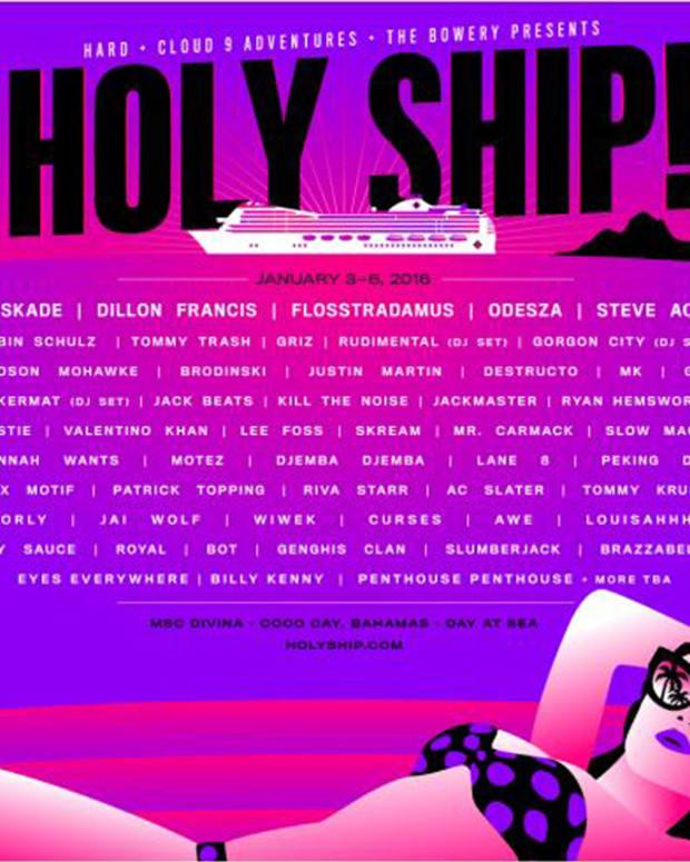 Holy Ship! Announces 2016 Line-Up