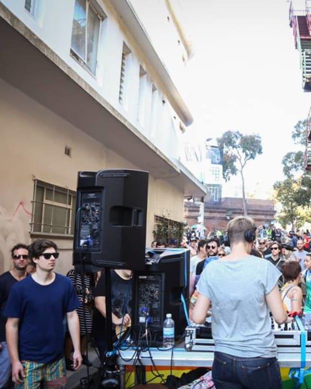 Club Lockout Sydney