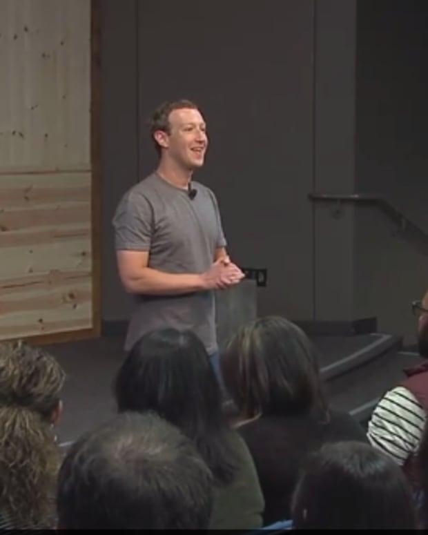 Mark Zuckerberg Facebook Townhall Q&A