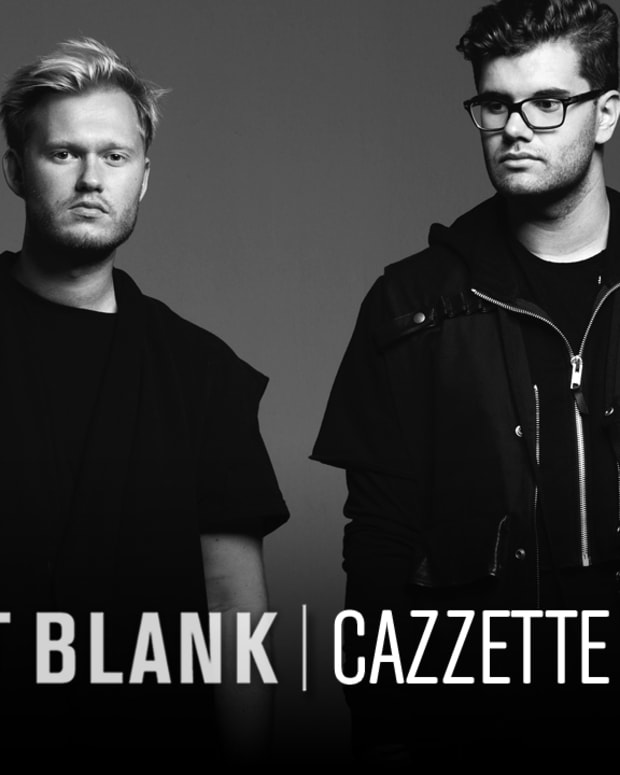 Cazzette Point Blank Masterclass