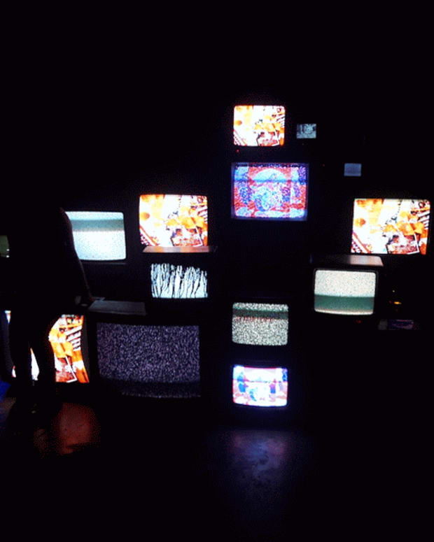 TV Screens at III Points