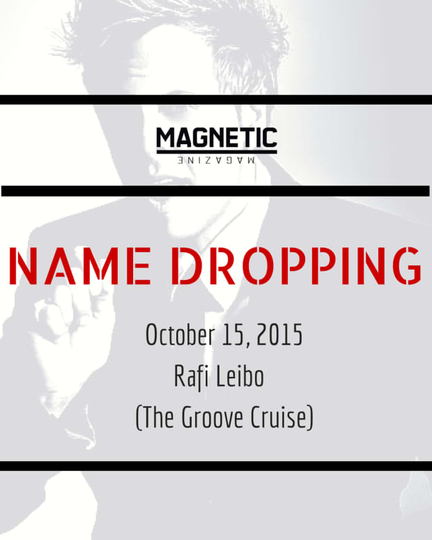 Name Dropping Rafi Leibo