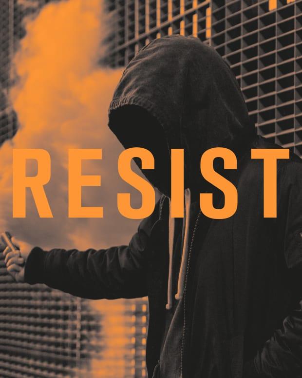 Markus Suckut Resist LP