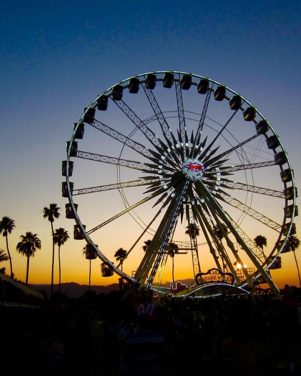 Coachella Ferris Wheel