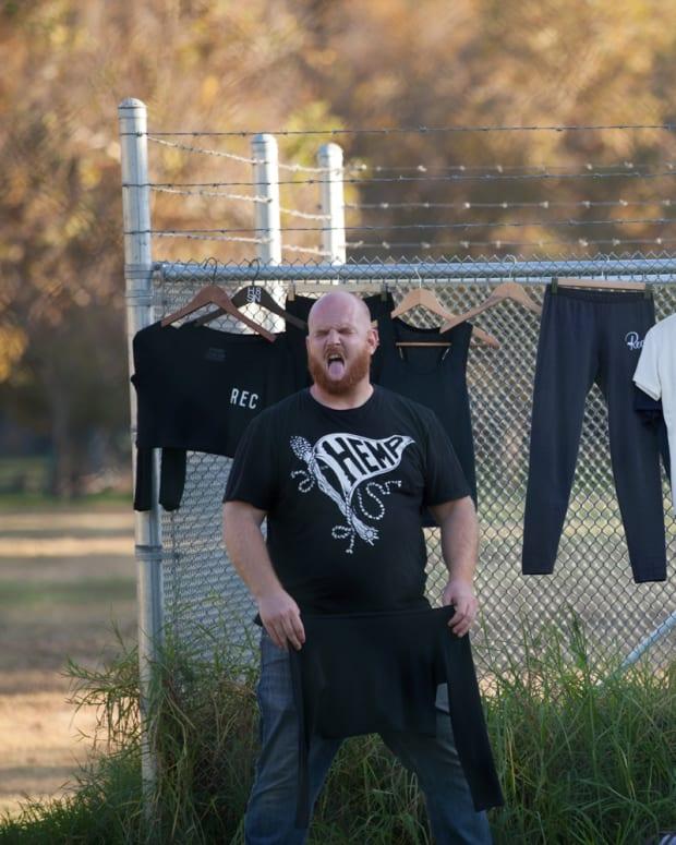 Matt McClain_CEO_Recreator Hemp Clothing