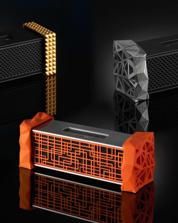 Remix speakers