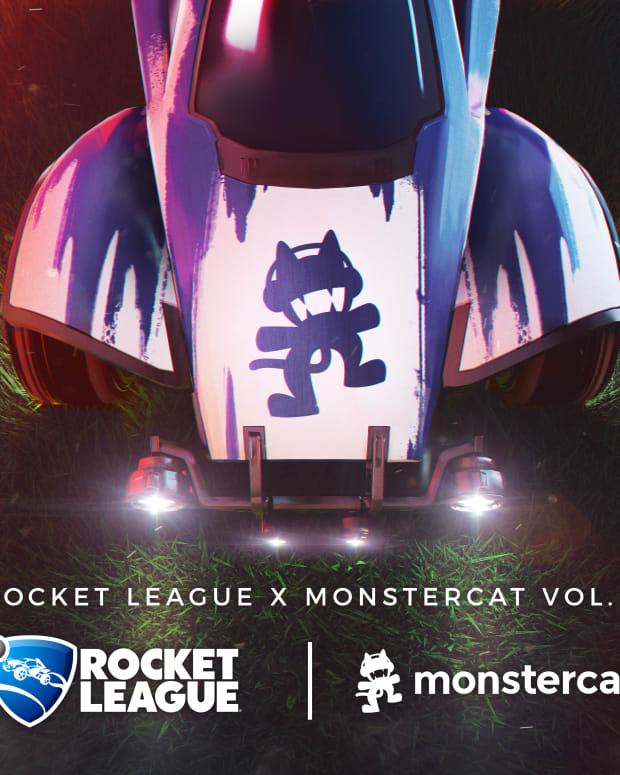 Rocket League x Monstercat Vol. 1 (Art)