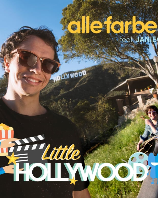 Alle Farben - Little Hollywood (Remixes)