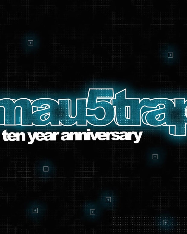 Mau5trap 10 year anniversary compilation