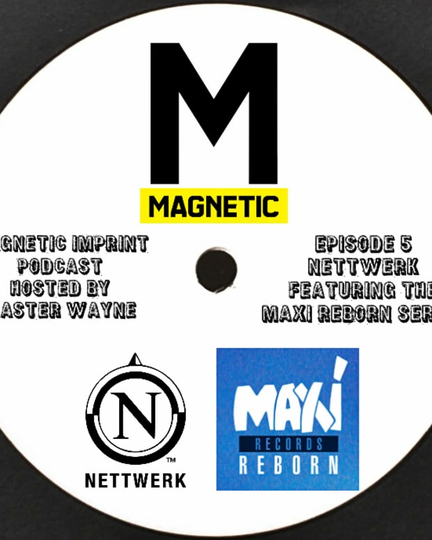 Magnetic Imprint Podcast Episode 5 Cover Art