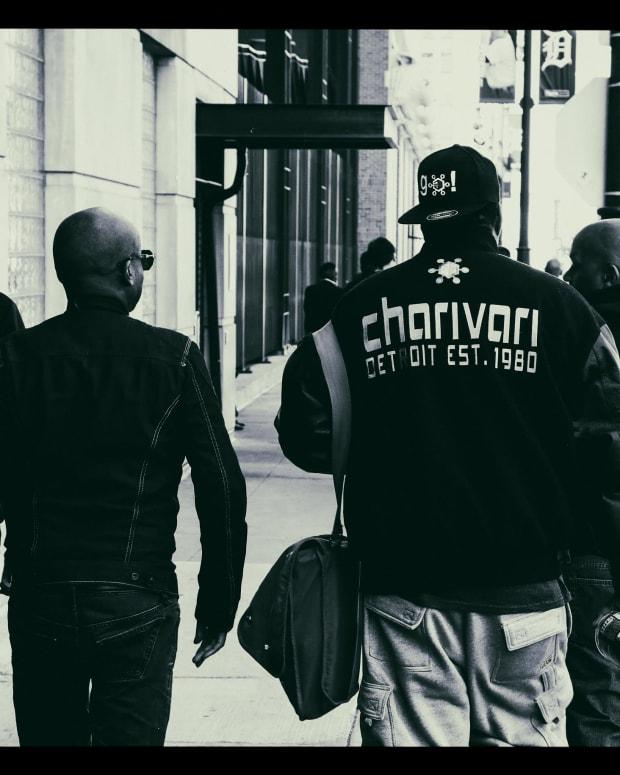 Charivari Detroit Headliners Juan Atkins, Eddie Fowlkes