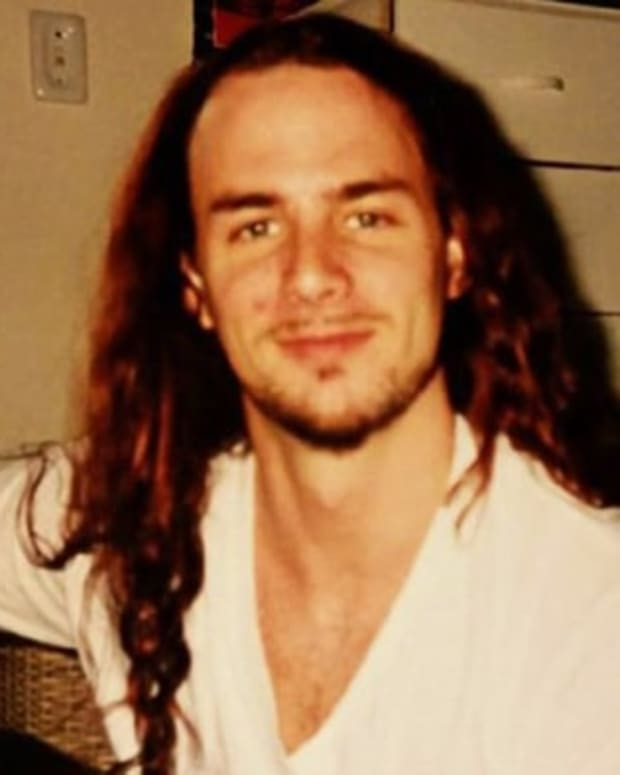 James Woolley, formerly of Nine Inch Nails