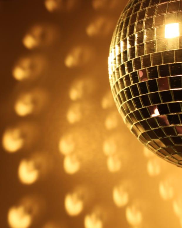 Disco Ball Michael McKennedy 2010