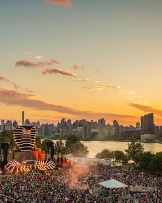 Electric Zoo 2016 Made Event SFX Entertainment