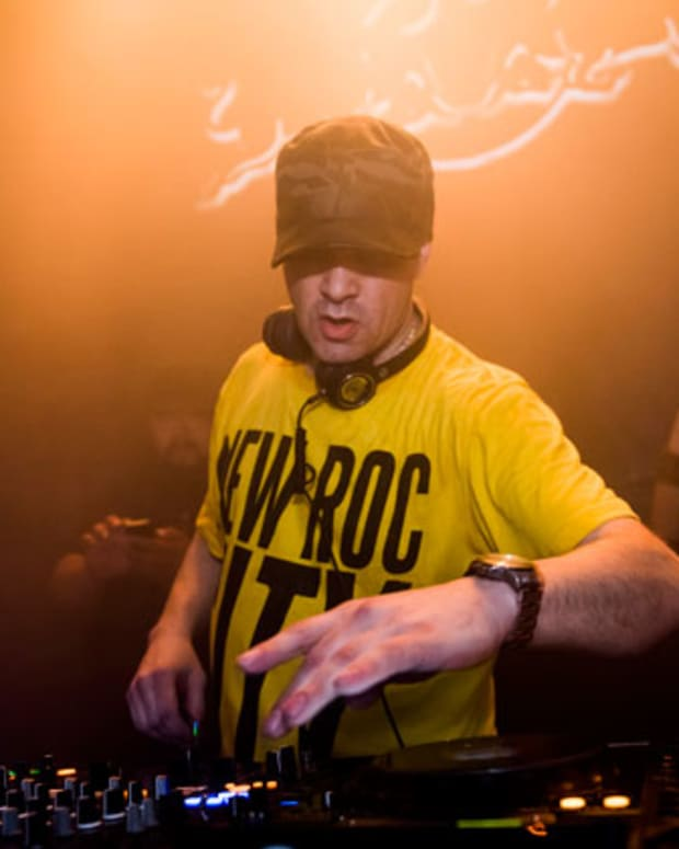 Frankie Bones at Storm Rave 2015