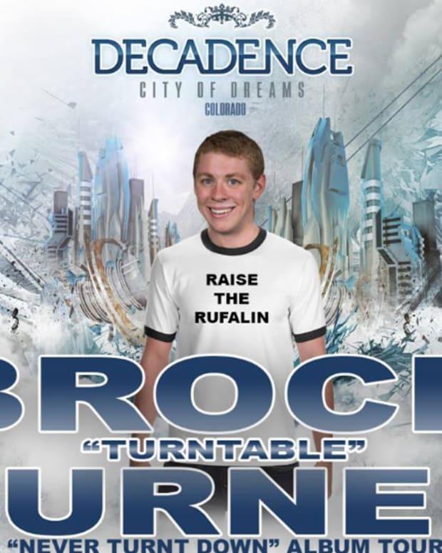 Brock Turner Joman Decadence NYE
