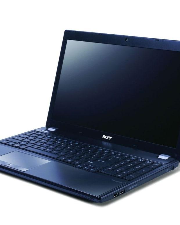Falcon Ace 15 DJ Laptop