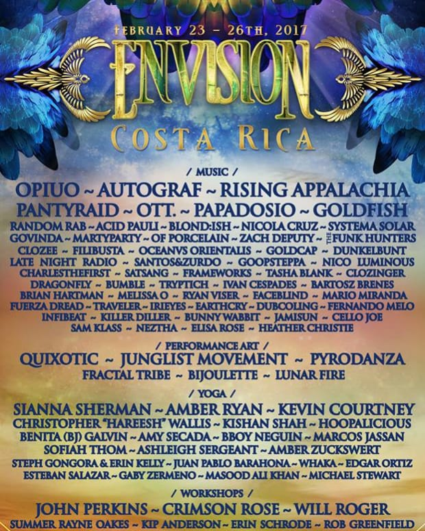 envision festival phase 2 lineup