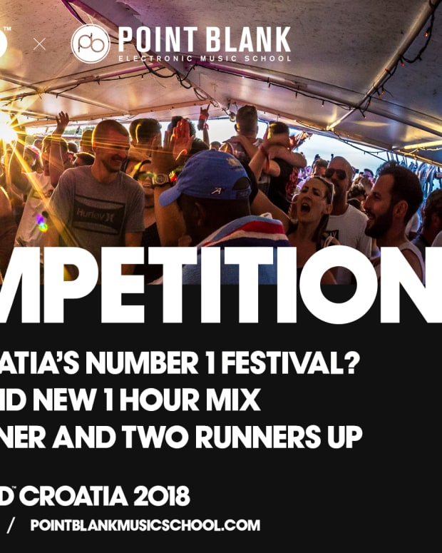 Defected Croatia Point Blank Contest