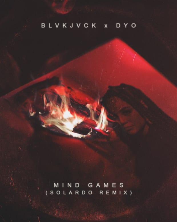 BLVK JVCK - Mind Games (feat. Dyo) [Solardo Remix]
