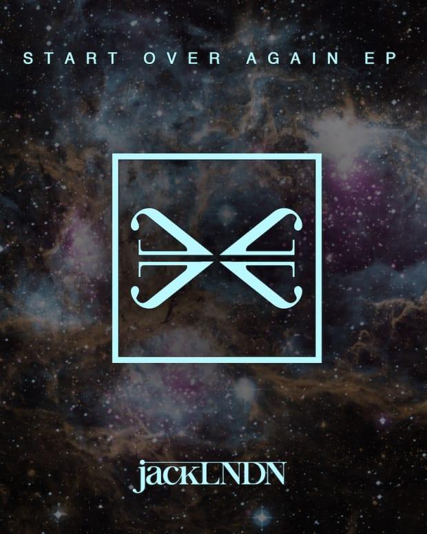 JackLNDN - Start Over Again EP copy