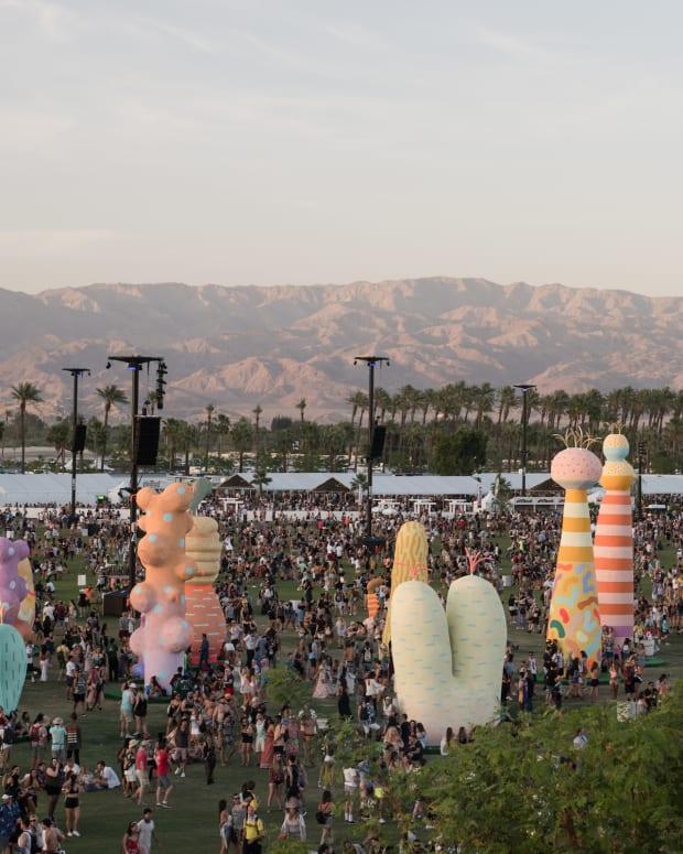 Images Courtesy of Coachella.