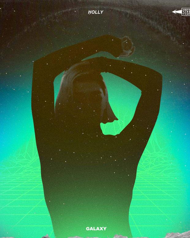 Holly x Jon Santana - Galaxy ft. Ashley Leone
