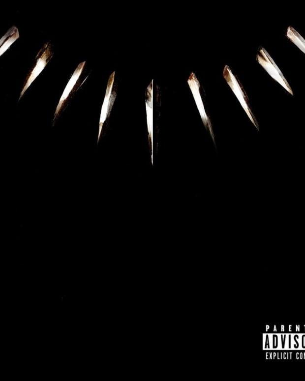 Kendrick Lamar Black Panther Soundtrack