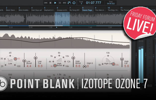 iZotope Ozone 7: First Look