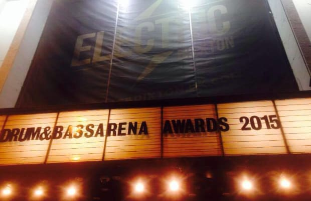 Results for the Drum and Bass Arena Awards 2016