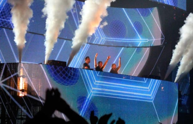 Swedish House Mafia May Have a Reunion According to Recent Interview with Axwell