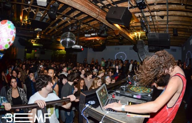 Brooklyn Electronic Music Festival Announces Lineup for 2015