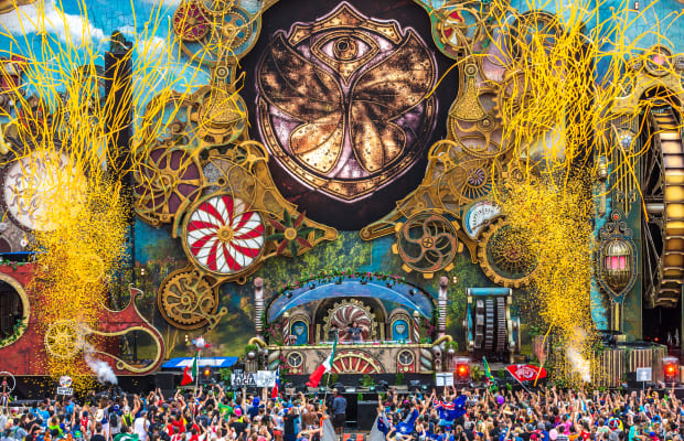 SFX Entertainment Looks to Sell Off Assets in a Fire Sale After TomorrowWorld Mess