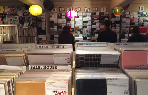 London Essentials: Record Shops In Soho