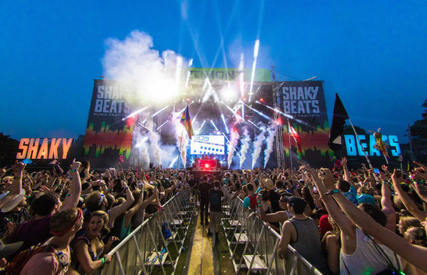 Photo Gallery: Shaky Beats Festival 2018