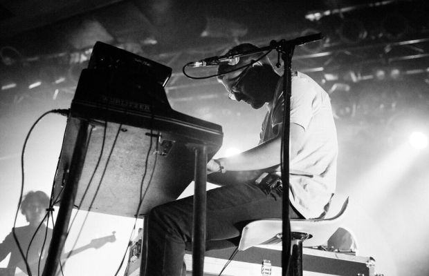 Floating Points Shares Heavenly 18-minute Title Track from Forthcoming 'Kuiper' EP