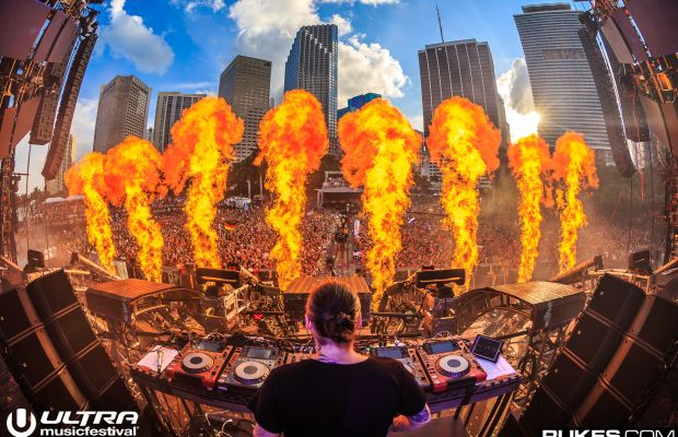 Industry Focus: Drew Ressler - The Man Behind Rukes and Dance Music's Leading Photographer