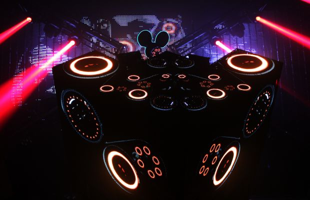 Deadmau5 Shares How Much He Gets Paid Per Performance